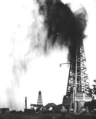 Clayton, Oklahoma, circa 1920s.